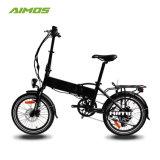vélos électriques se pliants bon marché de montagne de 20inch 350W