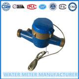 다중 제트기 물 미터를 위한 펄스 산출 물 미터
