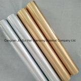 Clinquant d'estampage chaud olographe en aluminium de transfert thermique pour la boîte-cadeau de sucre