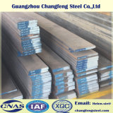 NAK80/P21 Plaque en acier de moule en plastique pour l'acier du moule