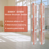Sigillante strutturale eccellente del silicone per la grande parete divisoria di vetro