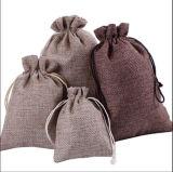 Bolsos del regalo del lazo de Linenette (FLY-SS70003)