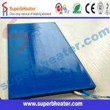Calefator elétrico personalizado do silicone flexível e resistente ao rasgo