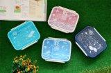 Doos 20018 van de Lunch van de Container van het Voedsel van de Doos van Bento Plastic