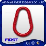 G341 G80 Farbe strich geschmiedetes legierter Stahl-Birnen-Form-Link an