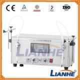 Llenadora neumática semiautomática máquina de llenado para la crema o loción/líquido