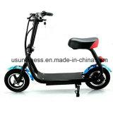Nouveau design Wellsmove poids léger de transport personnel de la mobilité de pliage du véhicule Scooter électrique 300W