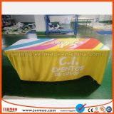 4 Feet Polyester Fitted Table Throw