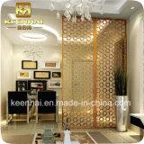 Искусство дизайна моды резьба по комнате Mashrabiya из нержавеющей стали