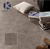 Del color gris de construcción del material azulejo interior de la porcelana del suelo del resbalón no
