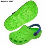 Nuevo estilo de los niños coloridos EVA obstruir Fashionalble Kids casual zuecos sandalias