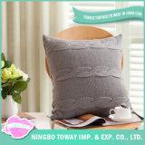 Großhandelsbaumwollthrow-Kissen-Sofa-spätester Entwurfs-kundenspezifischer Kissen-Deckel
