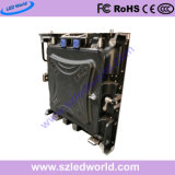 Hohes Definition-Bildschirm LED-Bildschirmanzeige-Panel mit 480X480 mm druckgießenschrank (P2, P2.5, P5)