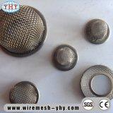 Filtri da acqua della rete metallica del setaccio a maglie del filtro da Walter