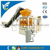 Máquina oca concreta do bloco do potenciômetro da máquina concreta do bloco de Cabro