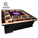 硬貨によって作動させる賭けるカジノのルーレット機械