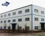 Estructura de edificio de varios pisos de acero del marco ligero para el hospital