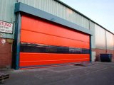 De automatische Houten Deur van het Glas van de Veiligheid van het Venster van de Garage Glijdende met Goedgekeurd Ce