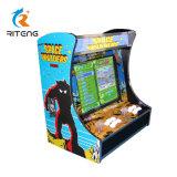 Arcade Bartop Tampo da máquina de jogos de arcada com Space Invaders Arcade