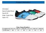 2017 ботинок футбола футбола нового высокого качества Mens конструкции крытых