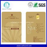 Smart Card sem contato criptografado de logística