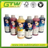 Tinta elegante coreana de la transferencia de la sublimación de Inktec Sublinova para la impresión de la inyección de tinta