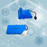 De navulbare Batterij 9.6ah LiFePO4 van het Pak 12.8V van de Batterij van het Lithium Ionen voor e-Autoped