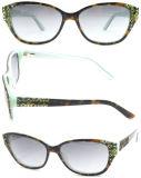 Gafas de sol calientes del acetato del modelo de la alta calidad de la venta