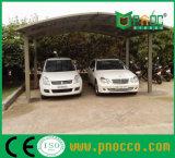 Profilé en aluminium durable spéciales Carports standard ou personnalisés pour 1/2/3 places de parking (280CPT)