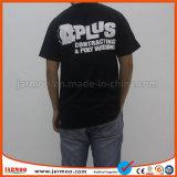 도매 승진을%s 로고에 의하여 주문을 받아서 만들어지는 면 t-셔츠