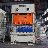 Peças de chapa metálica Estampagem Jh25 125 ton prensa elétrica mecânica da máquina de perfuração Pneumática