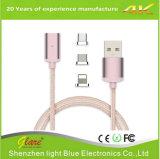 USB 2.0 van het Type C de Magnetische Kabel van usb- Gegevens