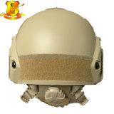 Шлем Wargame CS Airsoft Paintball цвета Tan сердечника OPS быстрый тактический