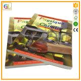 Impresión del libro del color del atascamiento perfecto en China