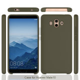 Caliente la venta de accesorios de telefonía móvil, Gel de sílice Teléfono Móvil de Huawei Mate 10 Mate 9