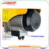 Vente chaude 100kg d'usine au mini élévateur électrique de câble métallique des prix 1000kg bon marché