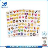 На сегодняшний день укладки Emoji наклейки этикеток