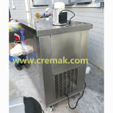 Comercio al por mayor pequeña tienda usa comercial helado máquina