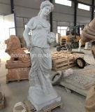 Godness 4 скульптур мрамора женщины сезонов