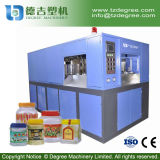Maquinaria plástica del moldeo por insuflación de aire comprimido del tarro del animal doméstico de la cavidad ancha de la boca 2