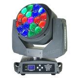 Grosses Biene-Auge 19X15W DMX LED bewegliches Hauptlicht