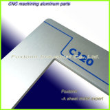 Las piezas de metal de hoja de OEM marco del Panel de aluminio