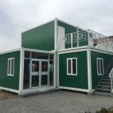 Casa modular prefabricada exportada a Australia
