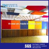 Fibra de poliéster acústica de alta qualidade para a decoração de paredes