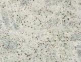 Keralaの白い花こう岩の平板のタイル