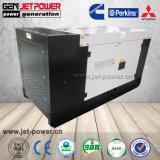 Potência de Cummins 16kw 20kVA máquina eléctrica 20kw 25kVA preço gerador diesel silenciosa