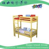 Ecológico de escola para crianças com beliches em madeira escadas para a Infância (HG-6508)