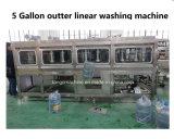 Entièrement automatique le baril de 5 gallon 19L de boire une eau pure capping de remplissage de Lavage machine 3 en 1
