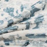 Weiches Gefühls-graues Farben-Polyester-Gewebe-Kissen-Gewebe