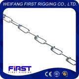工場は造られた電気電流を通されたDIN5686によって結ばれた鎖を供給した
